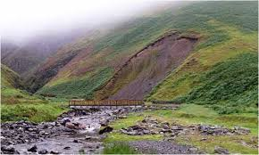Image result for factors affecting mass wasting