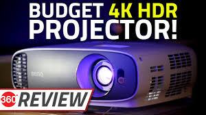 <b>BenQ W1700</b> 4K HDR Projector Review | For Home Theatres on a ...