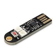5Pcs <b>SANWU</b>® <b>Mini Usb Colorful</b> LED Night Light Board For Power ...