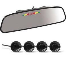 <b>Парктроник AVS PS-164U</b> в зеркале заднего вида — купить в ...