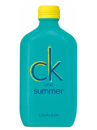<b>CK One Summer</b> 2020 Calvin Klein perfume - a new fragrance for ...