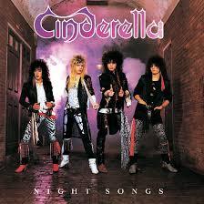 <b>Cinderella Night Songs</b> - Music on CD
