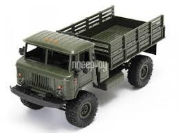 <b>Игрушка Aosenma Offroad Truck</b> 4WD 1:16 Green WPLB-24K