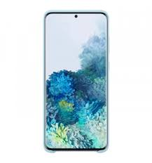 <b>Чехол</b> (<b>клип-кейс</b>) <b>Samsung</b> для Samsung Galaxy S20+ Silicone ...