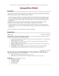 Resume For College Student Athlete   Resume Maker  Create