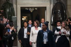 'Too <b>hot</b> to handle': Pelosi predicts GOP won't trigger another ...