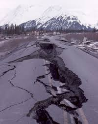 「1964、Great Alaskan Earthquake」の画像検索結果