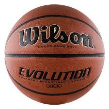 <b>Мяч баскетбольный WILSON Evolution</b>, р.6, микрофибра, бутил ...