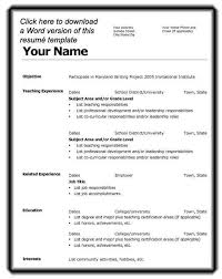 job resume format download microsoft word   http        job resume format download microsoft word   http     resumecareer info