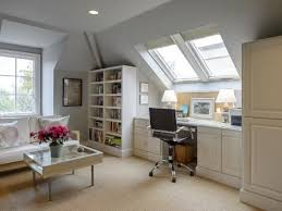 attic office space attic office ideas