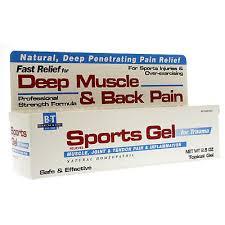 Boericke & Tafel <b>Sports GEL for Trauma</b> 2.5 Oz for sale online | eBay