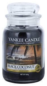 <b>Ароматическая свеча Black Coconut</b> Yankee Candle купить, цена ...