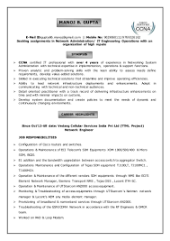 manoj gupta resume be in computer engg years of experience in