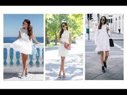 <b>WHITE</b> LACE <b>DRESSES</b> - <b>VESTIDOS</b> BLANCOS DE ENCAJE 2017 ...