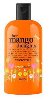 <b>TREACLEMOON Гель</b> для душа Задумчивое манго / <b>Her Mango</b> ...