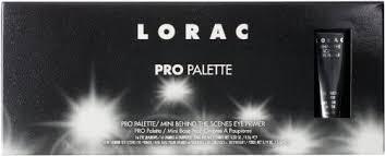LORAC <b>Pro Palette</b> 16 <b>Eyeshadow</b> Plus Behind The Scene Eye Primer