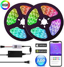 UMICKOO Dream Color LED Strip Lights with APP ... - Amazon.com
