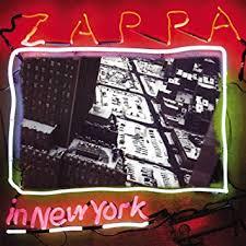 <b>Frank Zappa</b> - Zappa In New York [40th Anniversary][5 CD ...