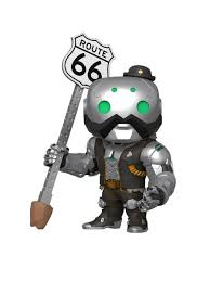 "<b>Фигурка Funko POP</b>! <b>Vinyl</b>: Games: Overwatch: 6"" B.O.B. 44521 ..."
