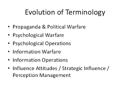 Image result for terminological warfare