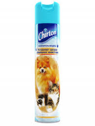 <b>Chirton освежитель воздуха Лимон</b> 300мл | Хозяйка