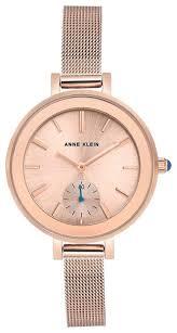 Купить Наручные <b>часы ANNE KLEIN</b> 2988RGRG по низкой цене с ...