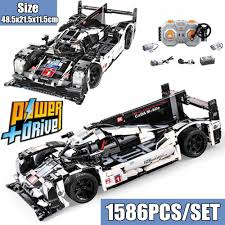 2019 <b>New</b> 1965 Ford Mustang Hoonicorn <b>Racing Car</b> Fit Legoings ...