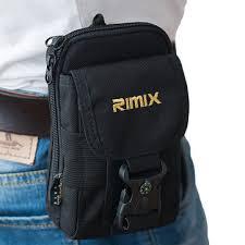 rimix 500d cordura <b>waterproof</b> military tactical edc <b>bag</b> men waist ...
