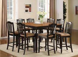 tall dining chairs counter: tall kitchen table sets collection kitchen table design concept come with top wooden