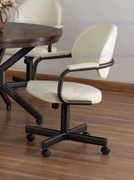 Dining Room Chairs With Casters And Arms Room Chairs With Casters Conference Table Chairs Conference Room