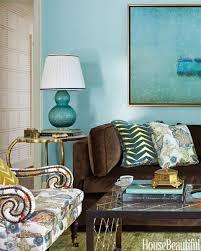 hbx ikat roman shade harper de gallery nrm   hbx brown cotton velvet sofa