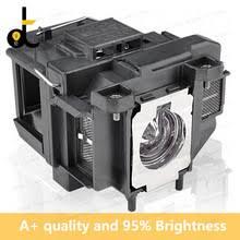 95% яркость <b>лампы</b> проектора ELPLP88 <b>V13H010L88</b> для <b>Epson</b> ...