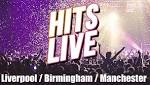 Hits Live: Bringing you 3 amazing line-ups in 3 different cities!