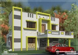 Tamilnadu house design in sq feet   Kerala home design and    Tamilnadu house design