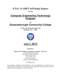 etac of abet self study report mechanical engineering technology  etac of abet self study report mechanical engineering technology program queensborough community college