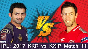 ipl kkr vs kxip predictions strength and weakness match ipl 2017 kkr vs kxip predictions strength and weakness match 11 ipl 10