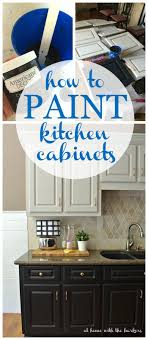 Kitchen Cabinet Painting 10 Best Ideas About Painting Kitchen Cabinets On Pinterest
