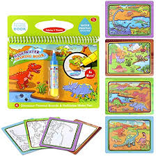 Magic Water Painting Book, Aqua Reusable Color ... - Amazon.com