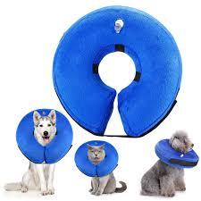 Надувной <b>ошейник из ПВХ</b> для собак и кошек, мягкий ошейник ...