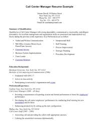 Call Center Resume  call center representative resume samples and     scholarship resume templates   ipnodns ru