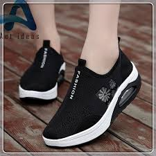 China <b>2018 Hot Sale</b> PU Shoes Casual Latest Fashion <b>Women</b> ...