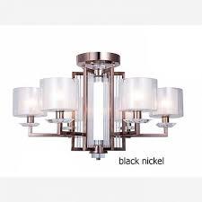 Потолочная <b>люстра Newport</b> 4406/<b>C black</b> nickel