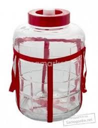<b>Бутыли стеклянные</b> с широким горлом 26 литров в Абакане 🥇