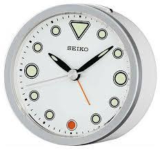 <b>Часы настольные SEIKO</b> QHE096H — купить по выгодной цене ...