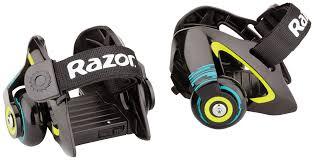 Купить <b>ролики</b> на обувь (на кроссовки, на пятку) <b>Razor Jetts</b> ...
