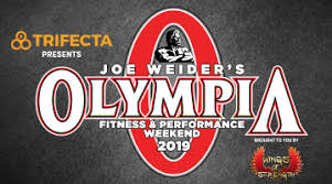 Joe Weider's Olympia Fitness & Performance Weekend 2019 ...