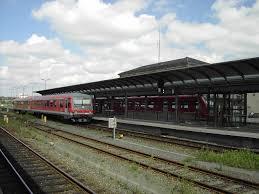 Hof Hauptbahnhof
