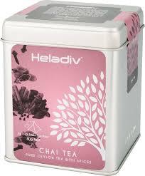 <b>Чай</b> в пирамидках <b>черный Heladiv</b> Pyramid <b>Chai Tea</b> 15 шт ...