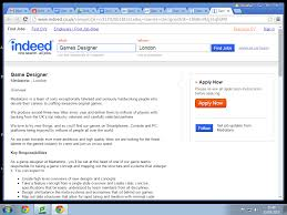 job blog job blog where i found the job advert