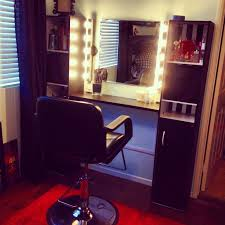 makeup vanity with lights and mirror best bathroom and vanity best lighting for makeup vanity